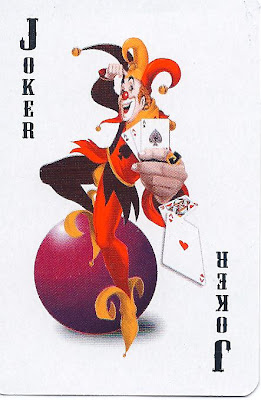 playing card joker