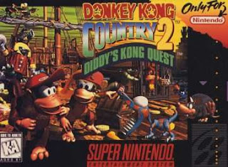 Baixar Donkey Kong Country 2 (BR) [ SNES ]