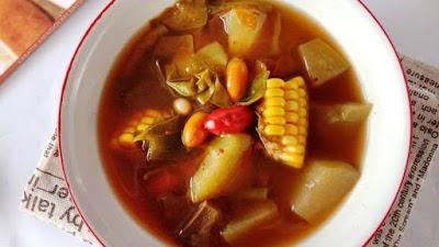 Resep: Sayur Asem Khas Sunda