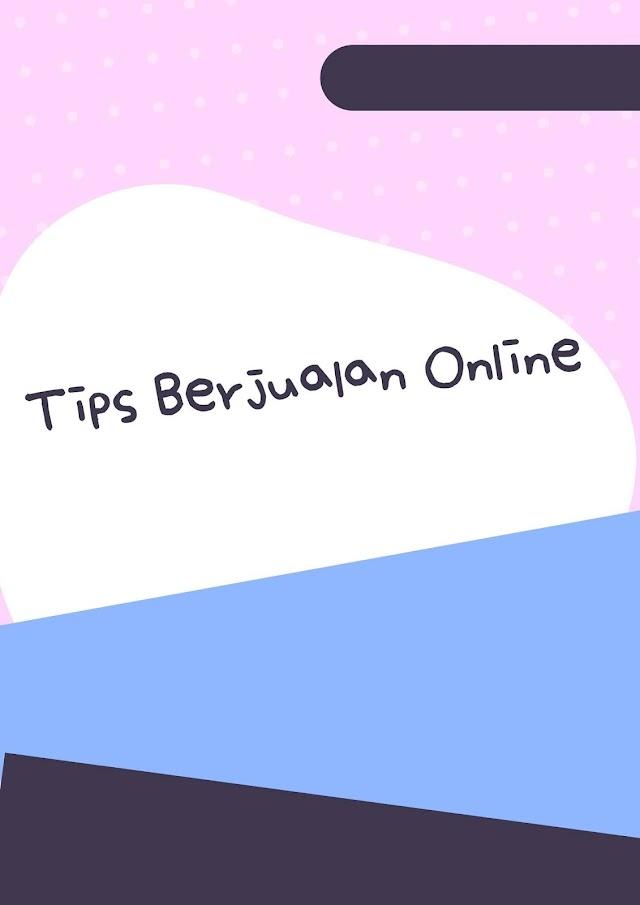 Tips Berjualan Online