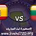 مباراة اسبانيا وليتوانيا بتاريخ 08-06-2021 مباراة ودية