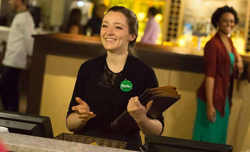 johnjainar: restaurant hostess job description