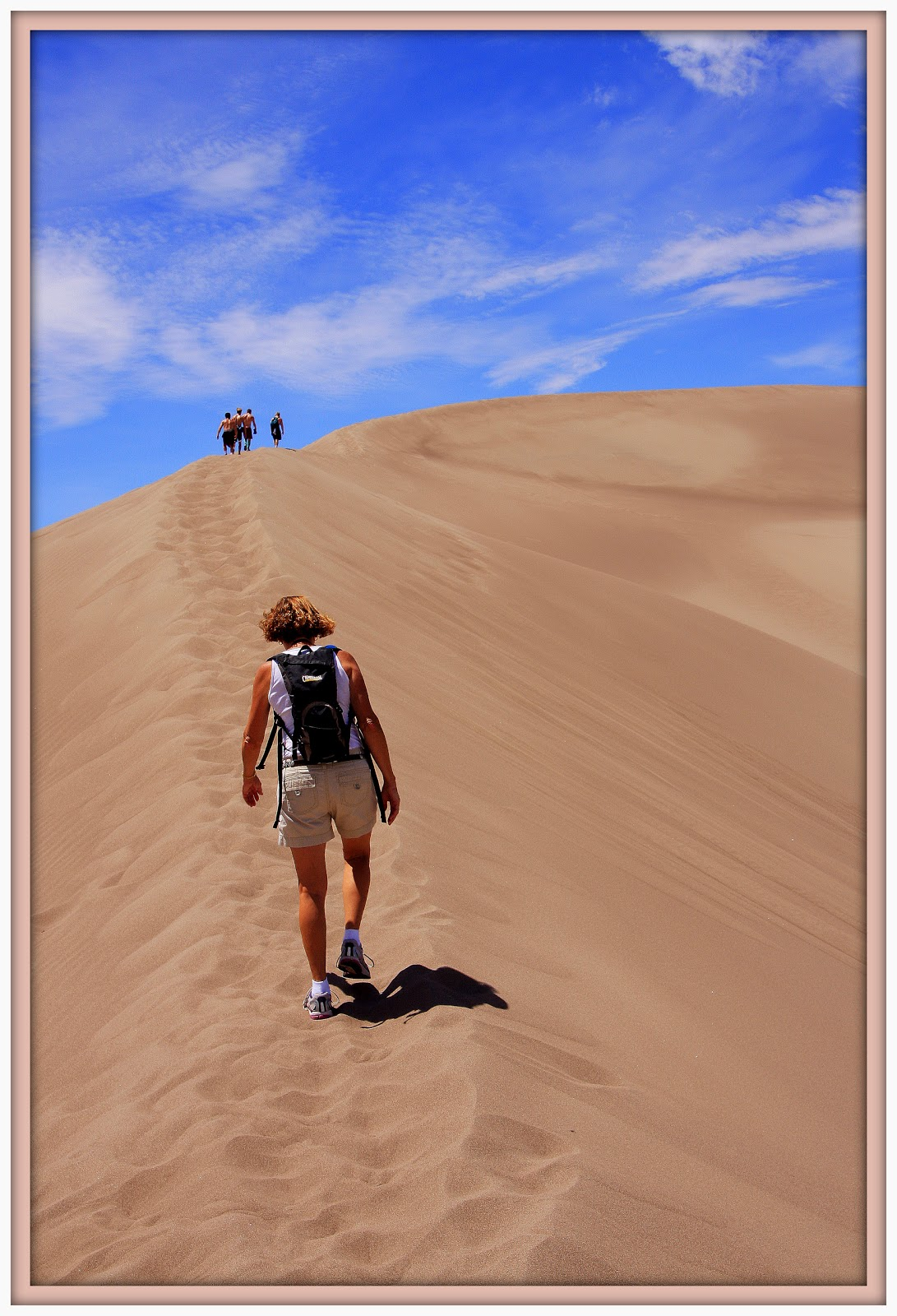Walk With Father Nature A Hike We Like Great Sand Dunes
