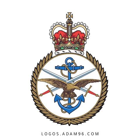 Download Logo Official British Forces Gibraltar PNG