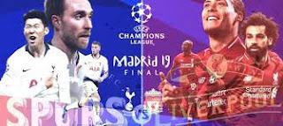 مباشر مشاهدة مباراة ليفربول وتوتنهام بث مباشر نهائي بدون انقطاع صلاح 1-6-2019 دوري ابطال اوروبا يوتيوب بدون تقطيع