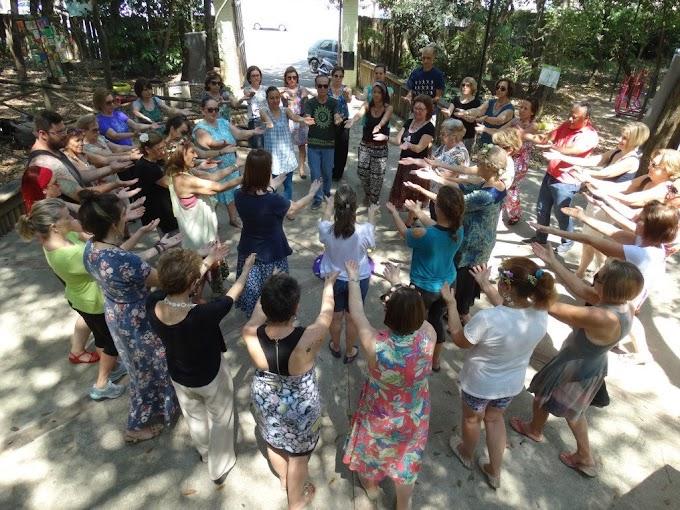Sesc Vila Mariana exercita a conexão entre famílias por meio da dança