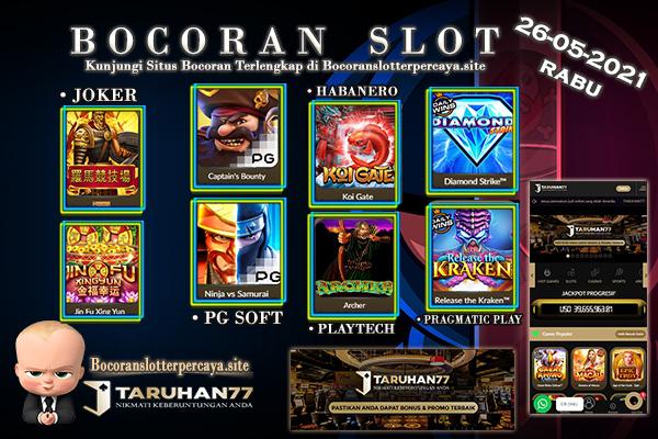 Situs Prediksi Slot Online Yang Terpopular dan Sudah Terbukti Gacor!!!