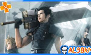 تحميل لعبة  Crisis Core Final Fantasy VII psp iso مضغوطة لمحاكي ppsspp
