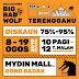 Tips Membeli Buku di BigBad Wolf