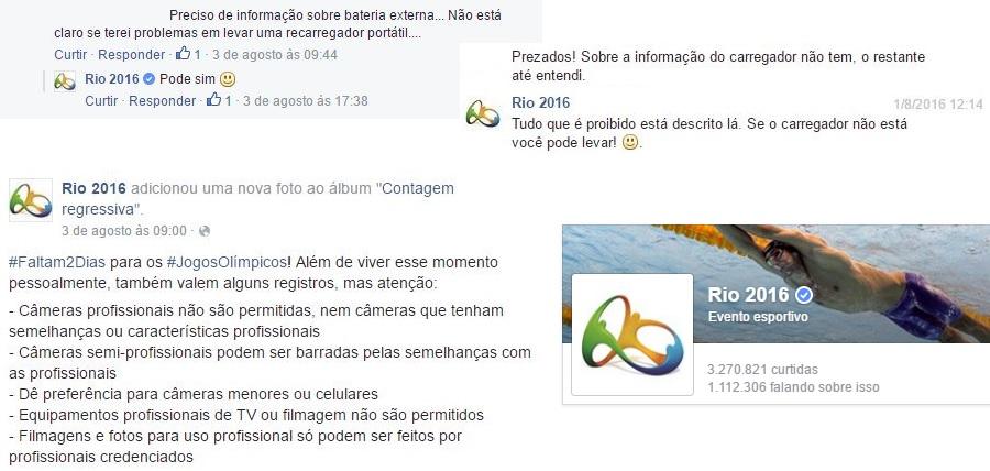 Rio 2016: Jogos Olímpicos (Cidade do Futebol - Arena Corinthians)