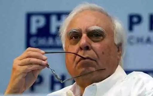 "Kapil Sibal presented remarks amid the party crisis ""India needs resurgent Congress....."""