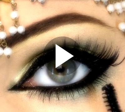 Beautiful Eyes Makeup | Pakistani Famous Eyes Makeup ...