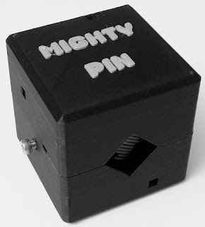 Mighty Pin by Alan Lunsford