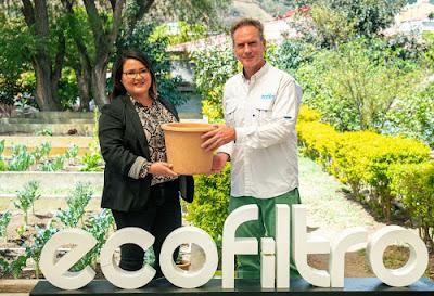 Ecofiltro presenta campaña ecológica