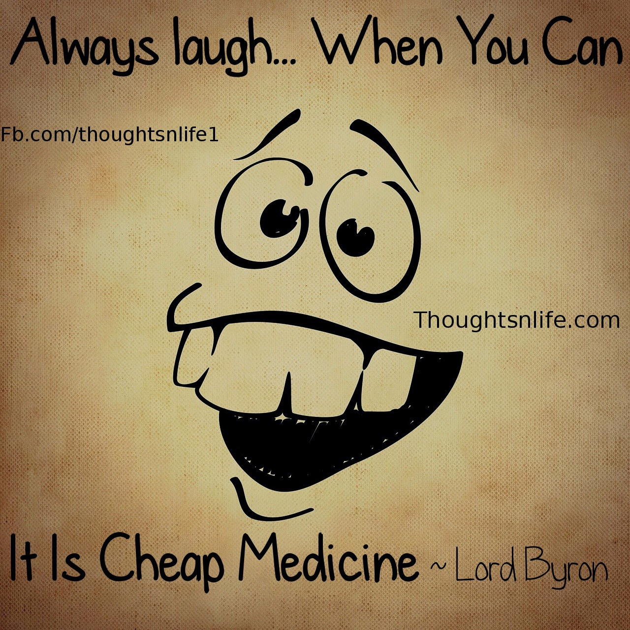Laughter Quotes With Pictures: Always Laugh :