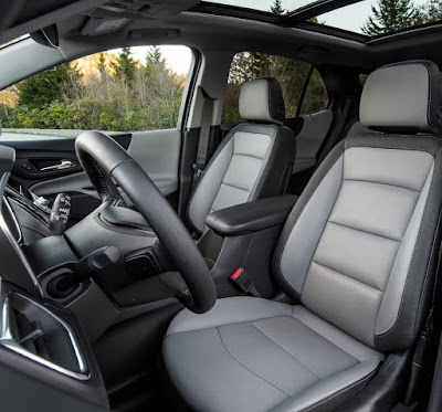 Chevrolet Develops Stain-Resistant Interior for the 2018 Equinox