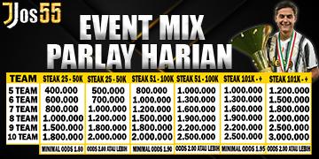 MIX PARLAY HARIAN
