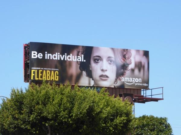 Fleabag 2017 Emmy FYC billboard