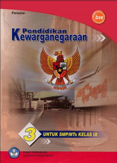 Download Buku Siswa KTSP SMP-MTs Kelas 9 Pendidikan Kewarganegaraan