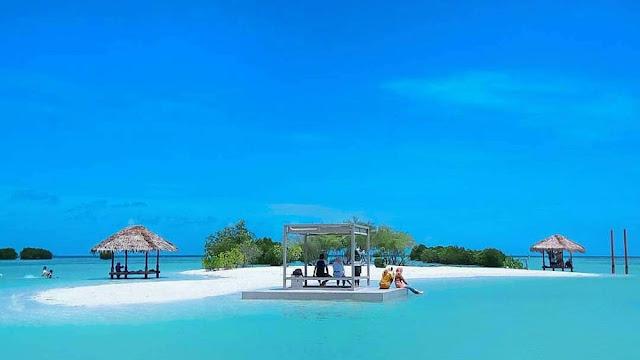 Pulau Pari: Pantai Pasir Perawan Di Pulau Seribu