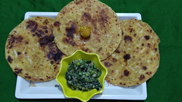 Radish Parantha