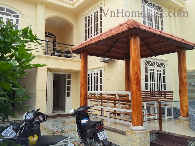Family Villa With Pool for rent