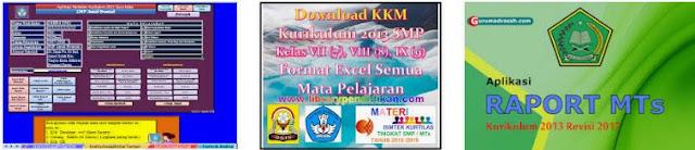 Download Aplikasi Penilaian Raport SMP Kelas 7 8 9 K13 2019/2020