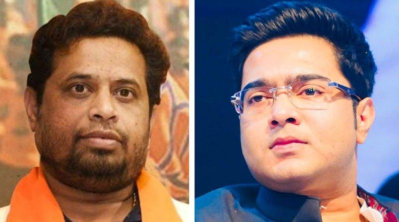When Abhishek joins the BJP I will go TMC. Soumitra Khan's comment on rumors of change of party.