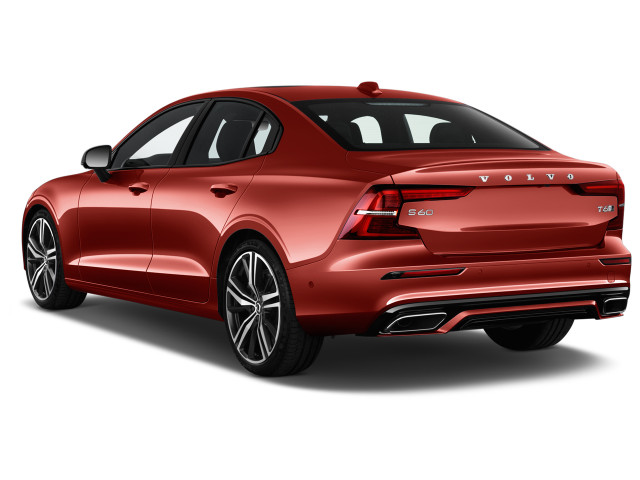 2021 Volvo S60 Review