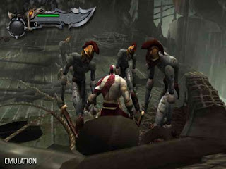 God of War 1 PC Game Download Free Full Version