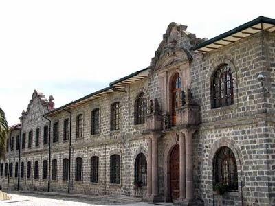 Museos De Quito Biblioteca Aurelio Espinosa Polit