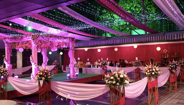 Best banquet hall for weddings in delhi