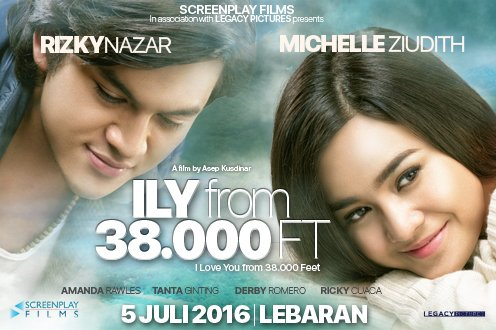 Download Film I Love You From 38.000 Feet Full Movie 2016