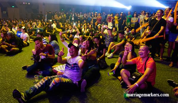 Tunog Transcom Tayo Y2 - Transcom Bacolod - Transcom employees - SMX Convention Center - SM City Bacolod - party band - party music - Bacolod band - Bacolod party band - mini concert