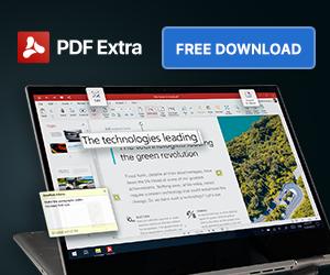 حمل الان افضل برنامج PDF مجانا مع PDF Extra