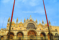 "Basilica di San Marco Venice Visit Italy The Best Places Copyright ""All rights reserved"" © By itravelinitaly.com travelers from Italy Photo by Baldassarri Giuseppe visual storytelling. To share on @googlemaps."