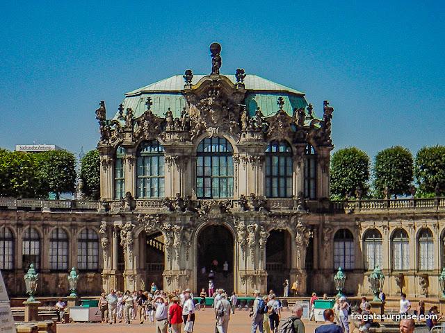 Palácio Zwinger, Dresden, Alemanha