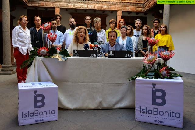 El Cabildo Insular de La Palma presenta las líneas estratégicas del Plan Insular de Moda de la isla