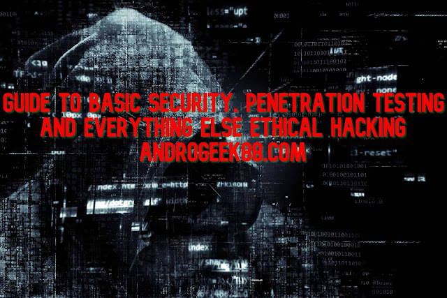 Ethical Hacking Training by Androgeek88.com_