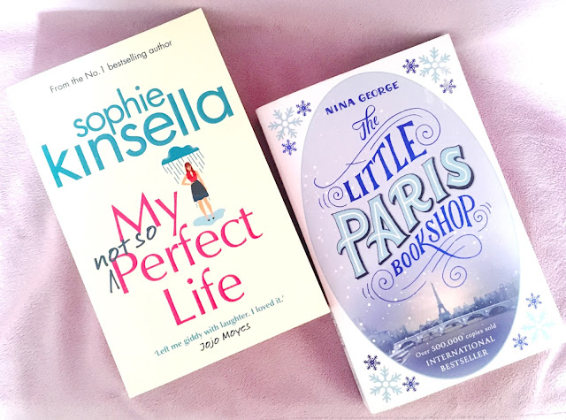 Sophie Kinsella, My not so perfect life, The Little Paris Bookshop, Nina George