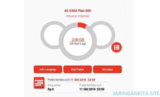 √ 4 Cara Cek Kuota Internet Smartfren GSM 4G LTE