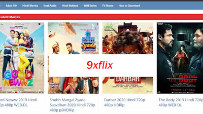 9xflix- 2020 Bollywood Movies Web Series Download 9xflix