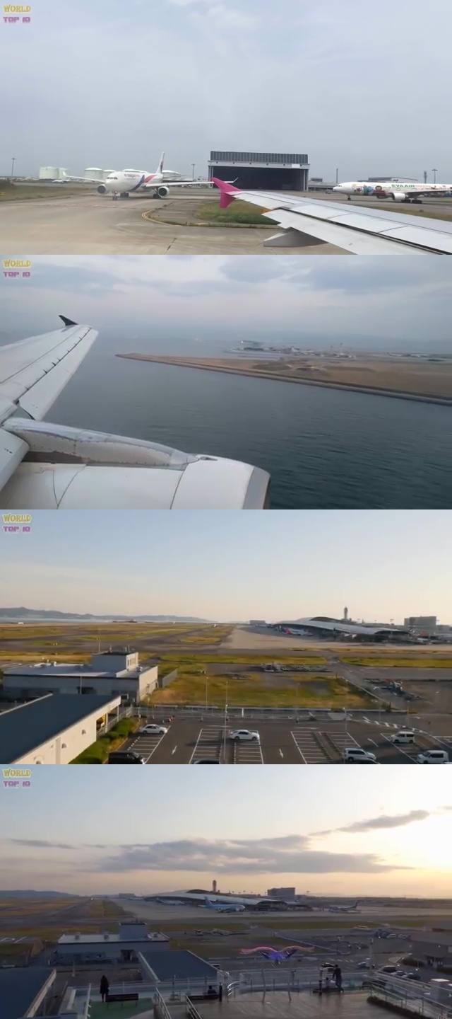 top airports in the world, top ten best airport, best airport in the world, top ten best airport in the world, Kansai International Airport