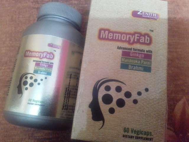 Zenith Nutrition MemoryFab 60 Vegicaos