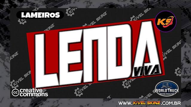 LAMEIROS - LENDA VIVA