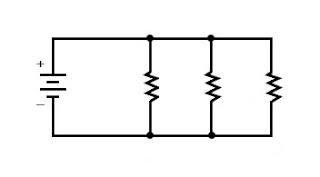 rangkaian paralel hambatan
