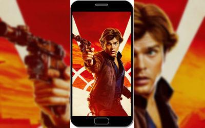 Alden Ehrenreich - Han - Solo a Star Wars Story - Fond d'Écran en FHD pour Mobile