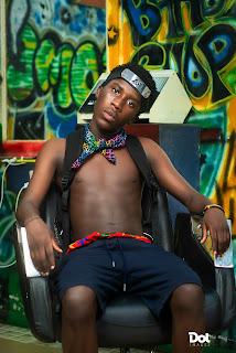 Teenage rapper Kweku Jallel Calls For Peace in Ghana's elections