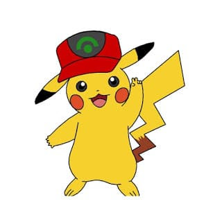 Make Pikachu Using Python Turtle
