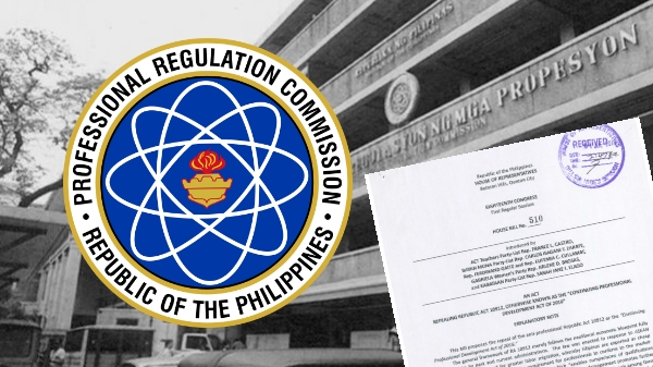LOOK: New bill to repeal CPD Law filed in Congress